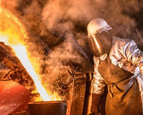 Metallurgy Industry